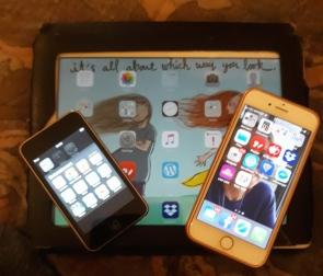iPod iPhone iPad