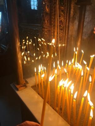 Lazarus candles