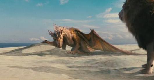 Eusatace and dragon