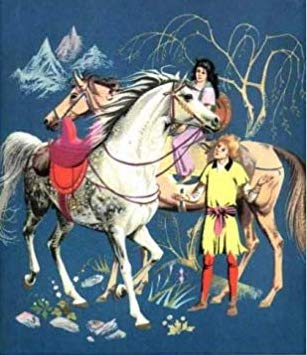 horse and boy cover