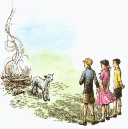 narnia lamb