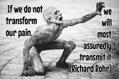 transform or transmit pain