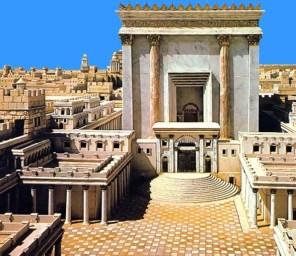 beautiful gate temple