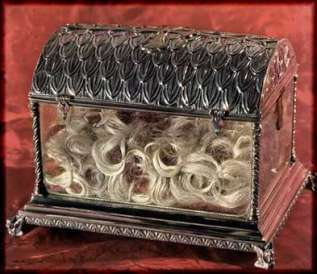 relic-of-hair-of-st-clare-of-assisi