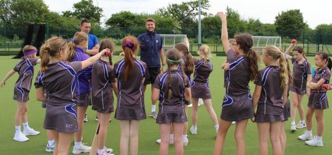 chosing cricket team