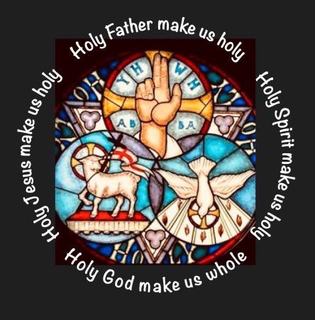Holy Father make us holy