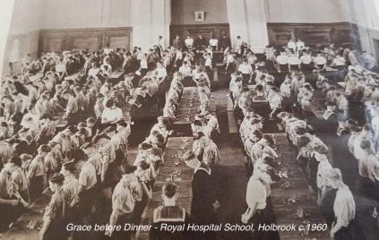 RHS Dining Room 1960s