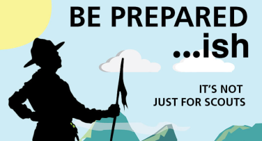 Be Preparedish
