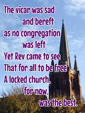 Church closed Limerick
