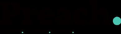 Preach_Logo_strap_RGB