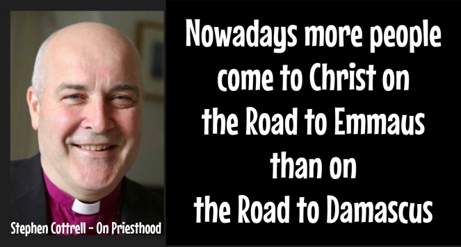Emmaus not Damascus