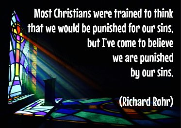 punished by our sins