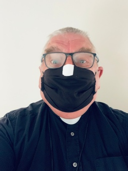 ASD Vicar face mask