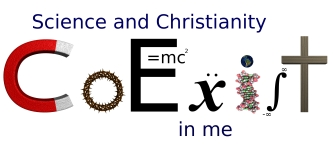 Christianity and science coexist in me