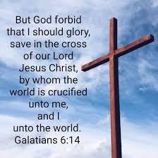Galatians 6v14