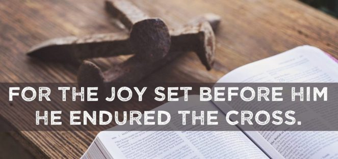 Joy and the cross
