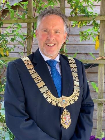 Mayor Councillor Mark Jepson