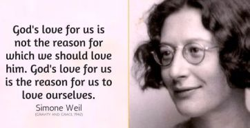 Simone Weil god's love