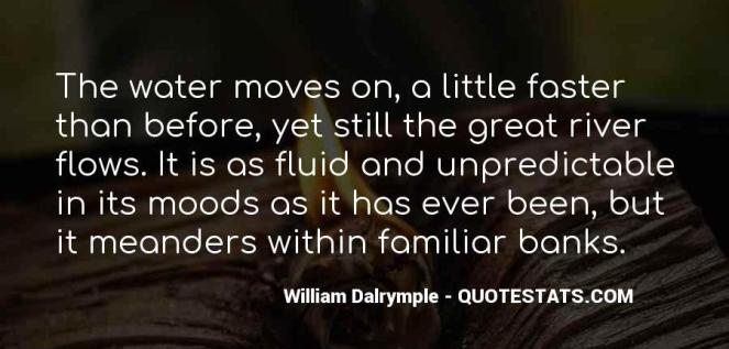 william dalrymple the river