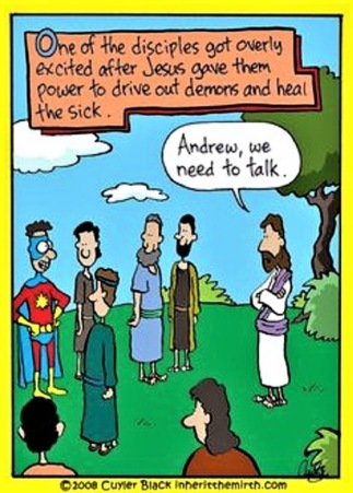 andrew and superpowers