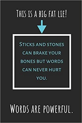 sticks and stones lie