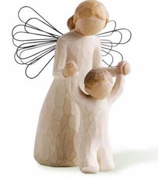 willow tree quardian angel
