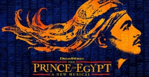 Prince of Egypt West End