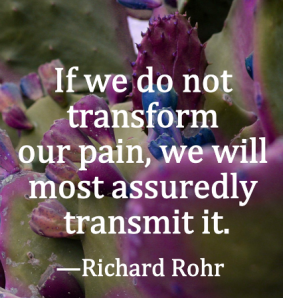 Transform transmit pain