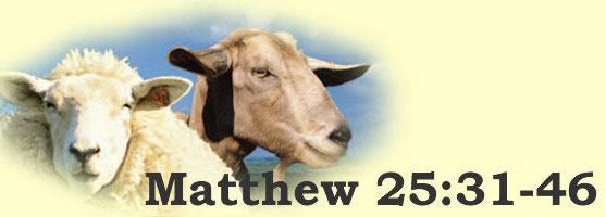 sheepandgoatsmatthew25