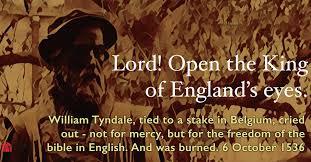 Tyndale open eyes