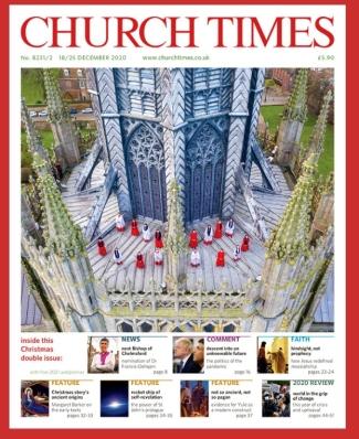 Church Times Christmas 2020