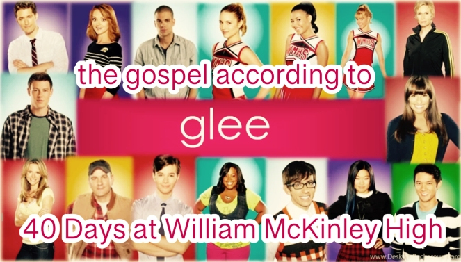 glee lent wallpaper