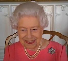 HM Queen Feb 2021