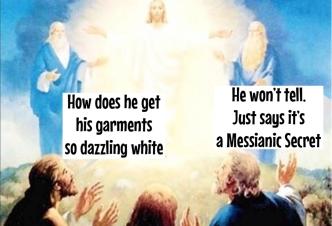 Messianic Secret Robes