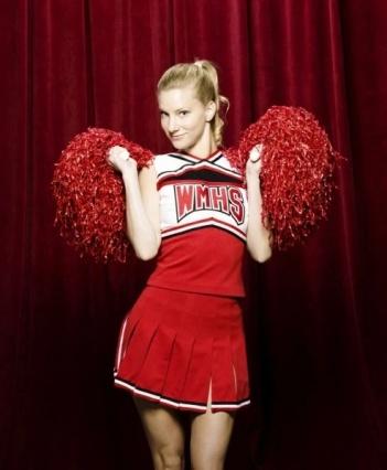 Brittany cheerleader