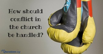 church-conflict