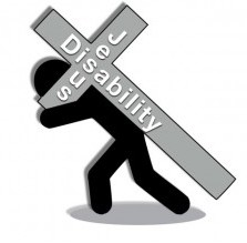 Disability and Jesus logo