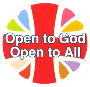 Open to God Open to All copy