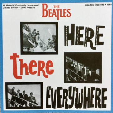 Here There and Everywhere album cover