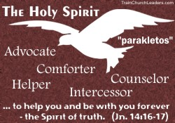 Holy-Spirit- roles