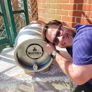 Jothy beer barrel