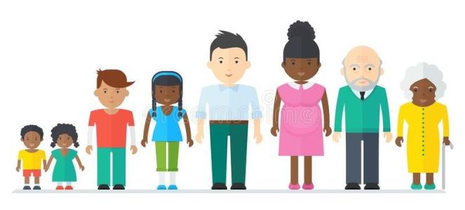 mixed-black-family-multicultural-ethnic-people-flat-vector-cartoon-illustration-objects-isolated-white-background-92362907