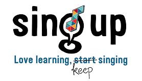 sing up
